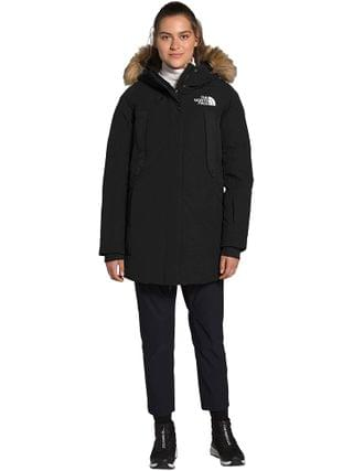 WOMEN The North Face - New Outerboroughs Parka