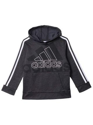 KIDS adidas Kids - Statement Bos Hooded Pullover (Toddler/Little Kids)