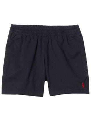 KIDS Polo Ralph Lauren Kids - Cotton Chino Pull-On Shorts (Toddler)