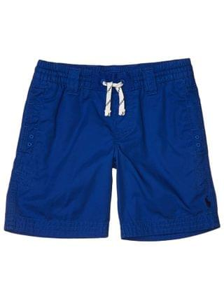 KIDS Polo Ralph Lauren Kids - Cotton Twill Shorts (Toddler)