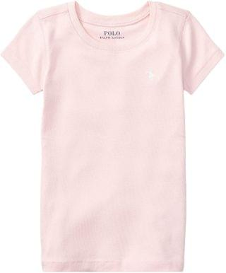 KIDS Polo Ralph Lauren Kids - Short Sleeve Knit Tee (Toddler)