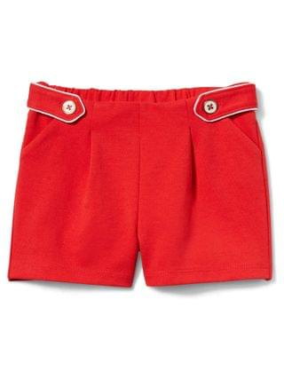 KIDS Janie and Jack - Pleated Shorts (Toddler/Little Kids/Big Kids)