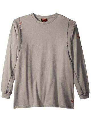 MEN Ariat - Big & Tall FR AC Crew T-Shirt