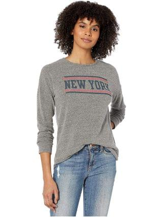 WOMEN The Original Retro Brand - Super Soft Haaci New York Pullover
