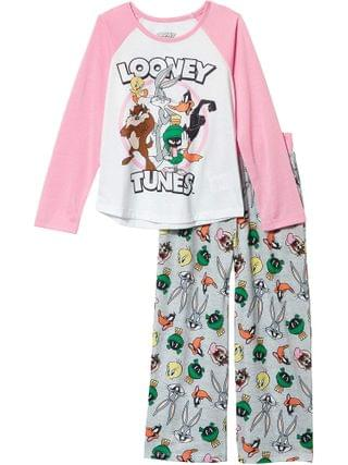 KIDS Komar Kids - Looney Tunes Two-Piece Pajama Set (Little Kids/Big Kids)