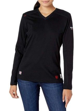 WOMEN Ariat - FR AC Crew Top