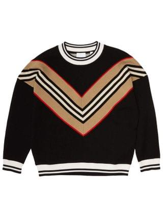KIDS Burberry Kids - Maddison Icon Knitwear (Little Kids/Big Kids)