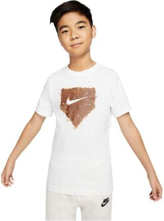 KIDS Nike Kids - Home Plate Baseball Tee (Little Kids/Big Kids)