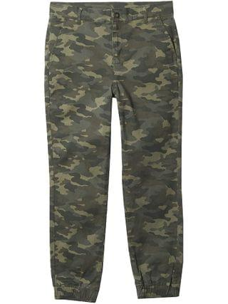 KIDS Janie and Jack - Twill Jogger Pants (Toddler/Little Kids/Big Kids)