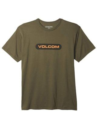 MEN Volcom - New Euro Short Sleeve Tee