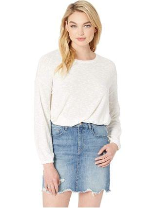 WOMEN BB Dakota - Knits So Easy Rib Knit Top