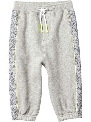 KIDS Burberry Kids - Bernard Joggers (Infant/Toddler)