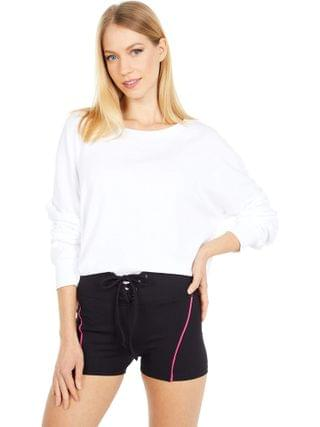 WOMEN YEAR OF OURS - Cropped Long Sleeve