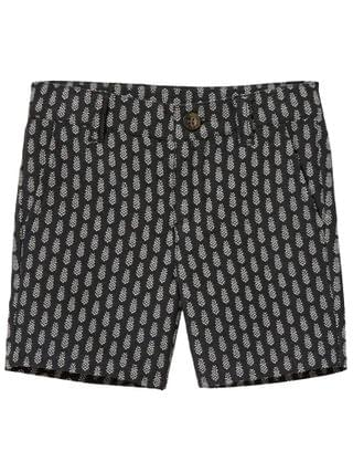 KIDS Janie and Jack - Embroiderd Shorts (Toddler/Little Kids/Big Kids)