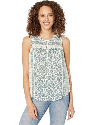 WOMEN Lucky Brand - Lana Printed Top