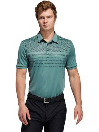 MEN adidas Golf - Core Novelty Polo
