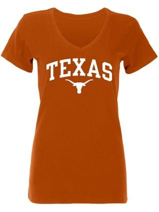 WOMEN 289c Apparel - Texas Longhorns Arch Tee