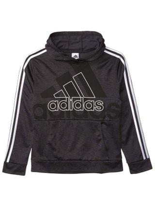 KIDS adidas Kids - Statement Bos Hooded Pullover (Big Kids)