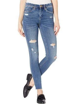 WOMEN Blank NYC - The Great Jones High-Rise Skinny Jeans in Glory Days