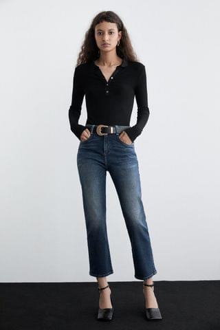 WOMEN PREMIUM COLLECTION Z1975 HI-RISE SLIM JEANS