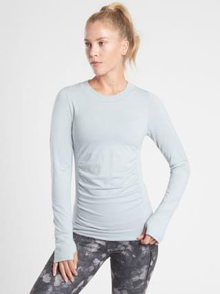 WOMEN Foresthill Merino Wool Ascent Top