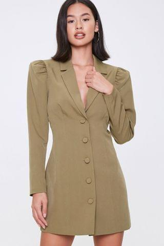 WOMEN Mini Blazer Dress