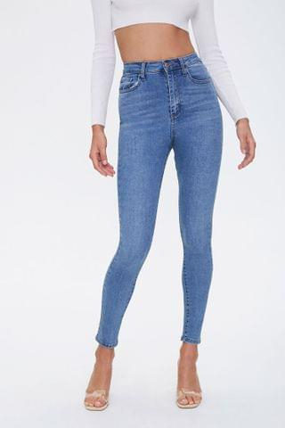WOMEN High-Rise Skinny Jeans