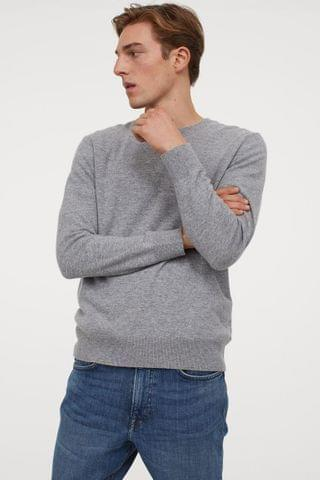 MEN Merino Wool Sweater