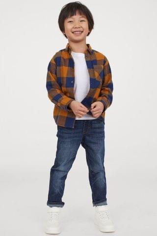 KIDS Relaxed Tapered Fit Jeans