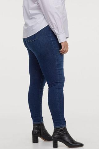 WOMEN H&M+ Embrace High Ankle Jeans