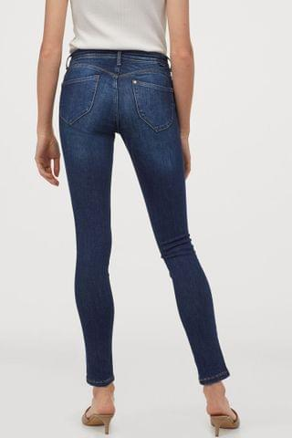 WOMEN Push Up Low Jeggings
