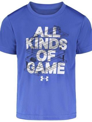 KIDS Little Boys All Kinds Of Game Short Sleeves T-shirt