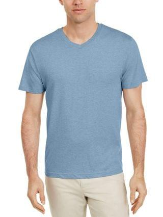 MEN Men's Fashion V-Neck Undershirt, Created for Macy's