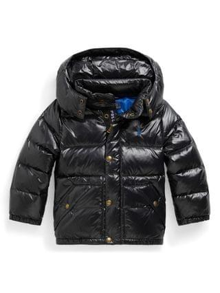 KIDS Little Boys Water-Repellent Down Jacket