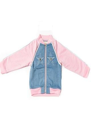KIDS Little Girls Bomber Jacket