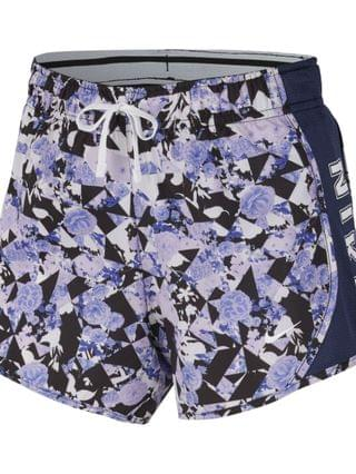 KIDS Dry-Fit Tempo Big Girl's Printed Running Shorts
