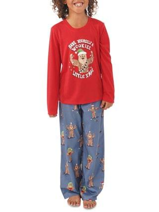 WOMEN Matching Kids Star Wars Holiday Chewbacca Family Pajama Set