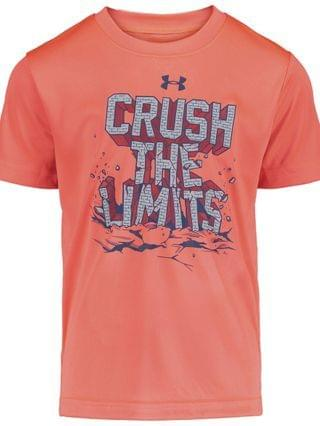 KIDS Toddler Boys Crush The Limits Short Sleeves T-shirt