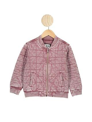 KIDS Big Boys Quilted Bomber Jacket