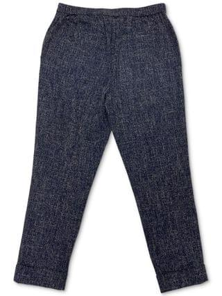 WOMEN Petite Tweed Ankle Pants, Created for Macy's