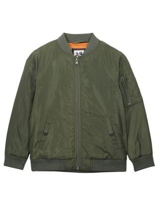 KIDS Little Boys Airforce Bomber Jacket