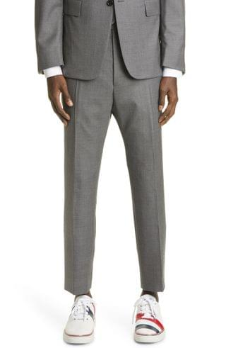 MEN Thom Browne Classic Fit Wool Suit
