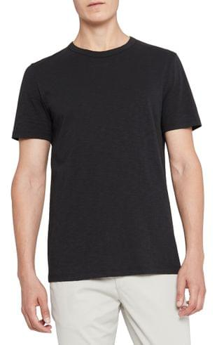 MEN Theory Cosmo Solid Crewneck T-Shirt