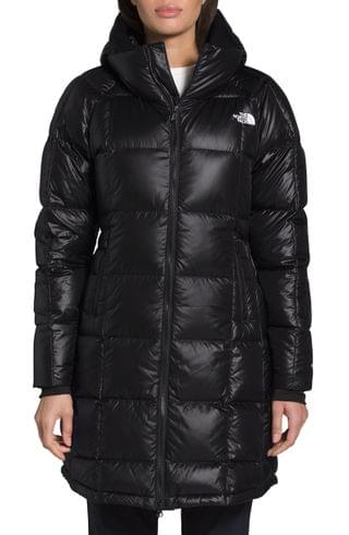 WOMEN The North Face Acropolis Water Repellent 550 Fill Power Down Parka