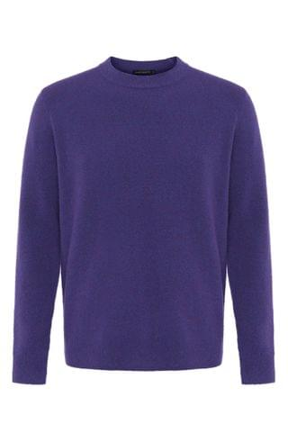 MEN French Connection M lange Wool Blend Sweater
