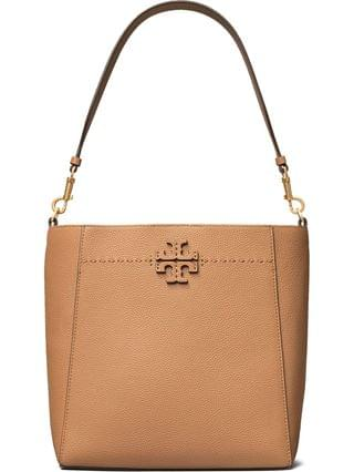 WOMEN Tory Burch McGraw Leather Hobo