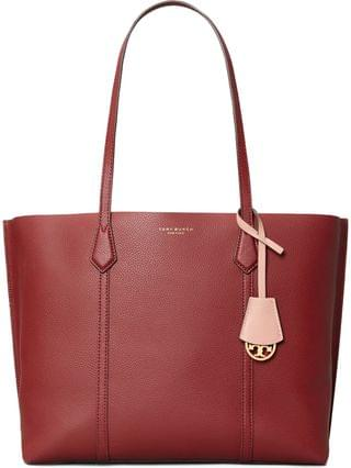 WOMEN Tory Burch Perry Leather Tote
