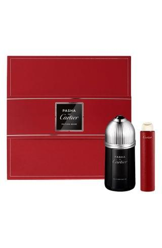 MEN Cartier Pasha Edition Noire Set