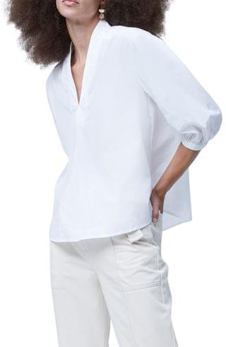 WOMEN French Connection Posey Poplin Blouse