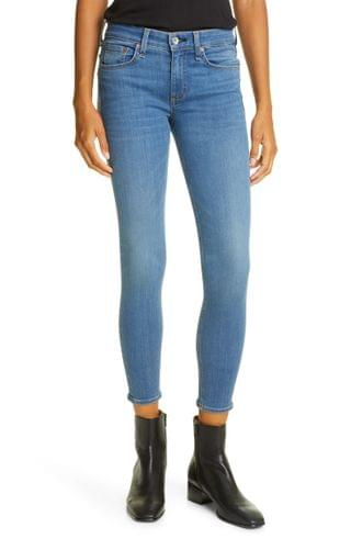 WOMEN rag & bone Cate Ankle Skinny Jeans (Sand Canyon)